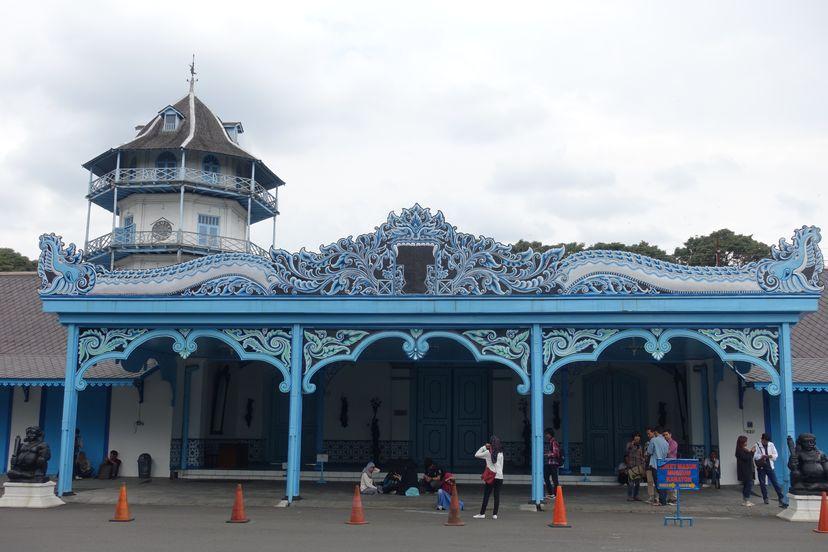 Дворец султана Кратон в Соло