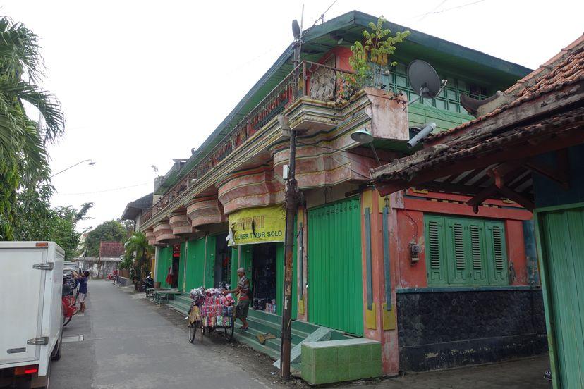 Суракарта Индонезия