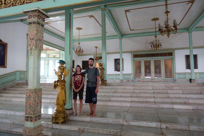 Дворец принца Кратон в Соло