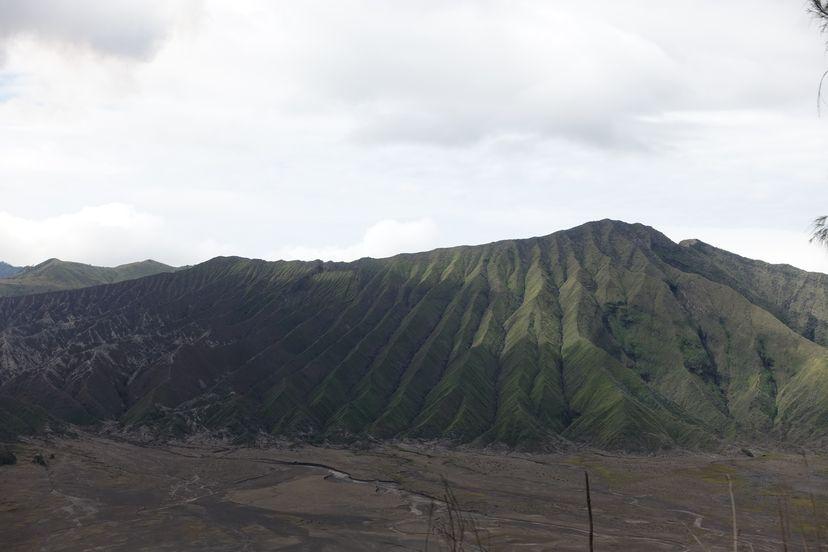 вулкан Бромо Индонезия