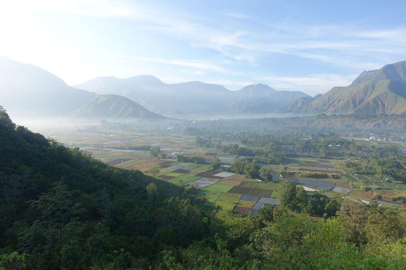 долина Ринджани