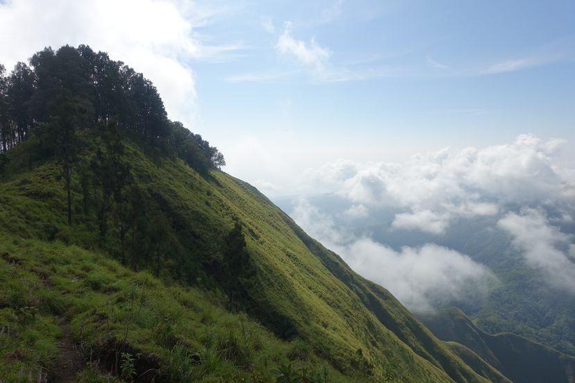 гора Пергасинган