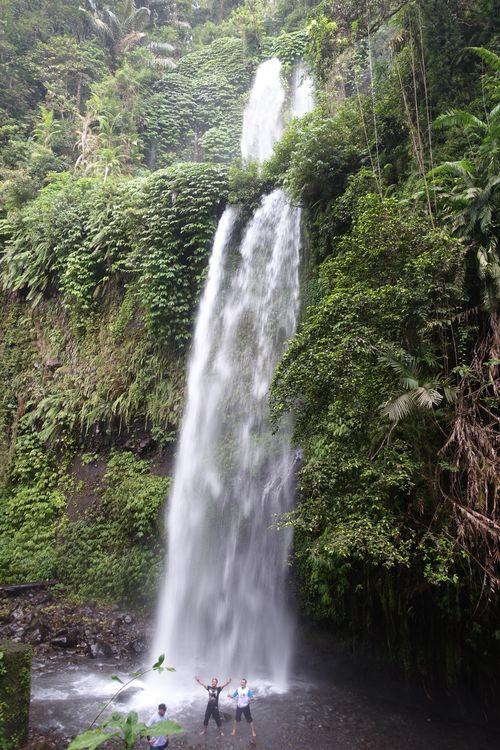 Водопад Сенданг Гили