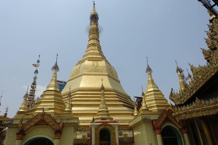 Суле пагода Янгон