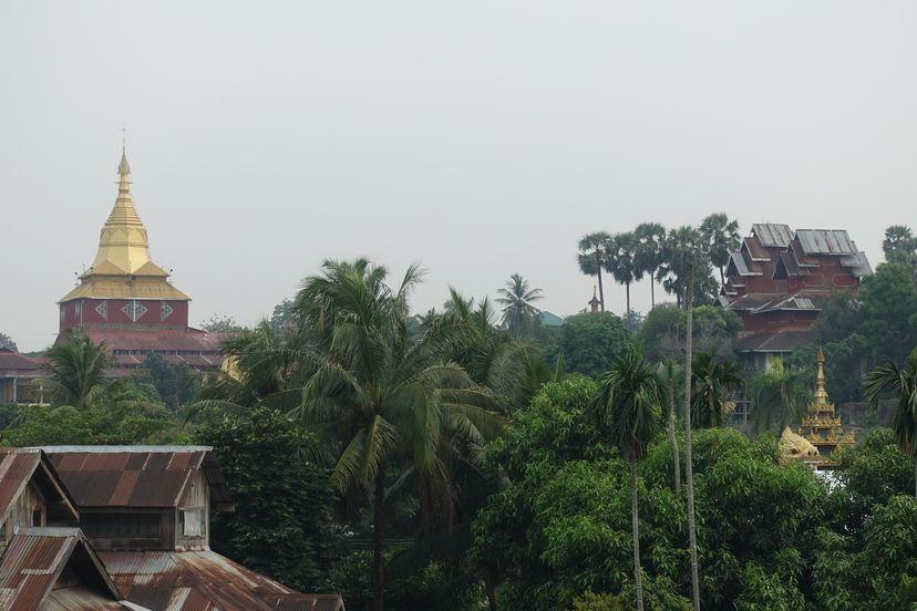 Пагода Чаук Хтат Куй