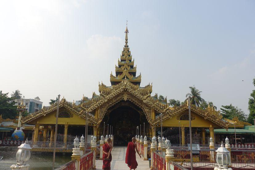 пагода Янгон