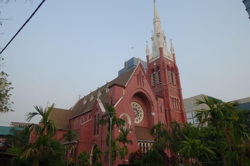 Достопримечательности Янгона