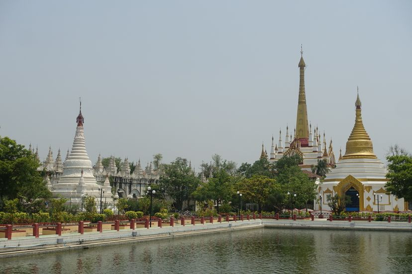храм Махьямуни Манадалай