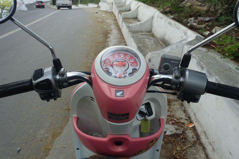 электромопед в Мандалае