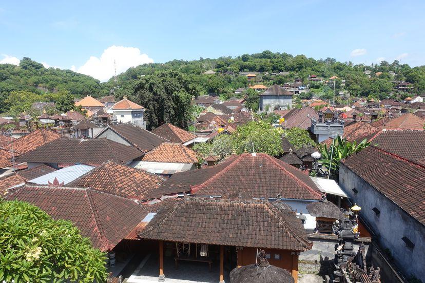 Падангбай на Бали
