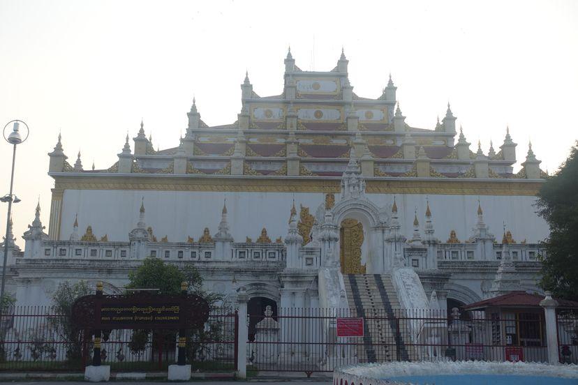 храм Мандалай Мьянма