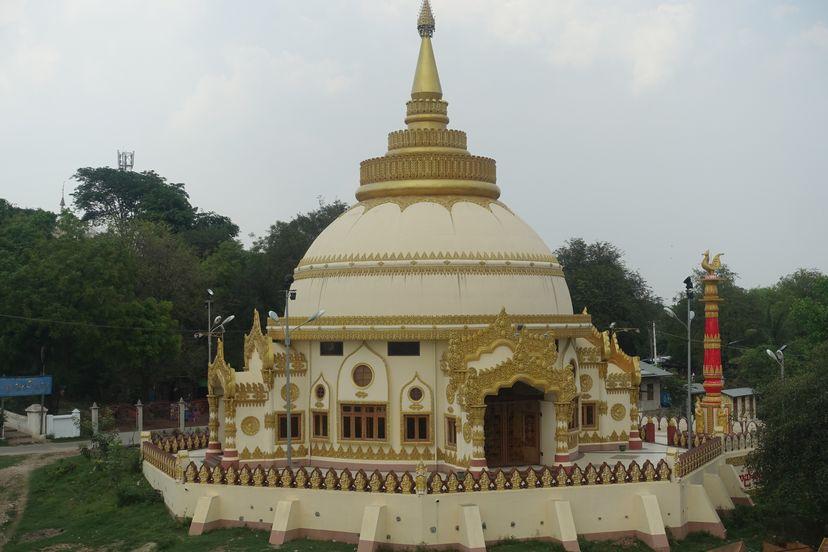 Мьянма Сагайн