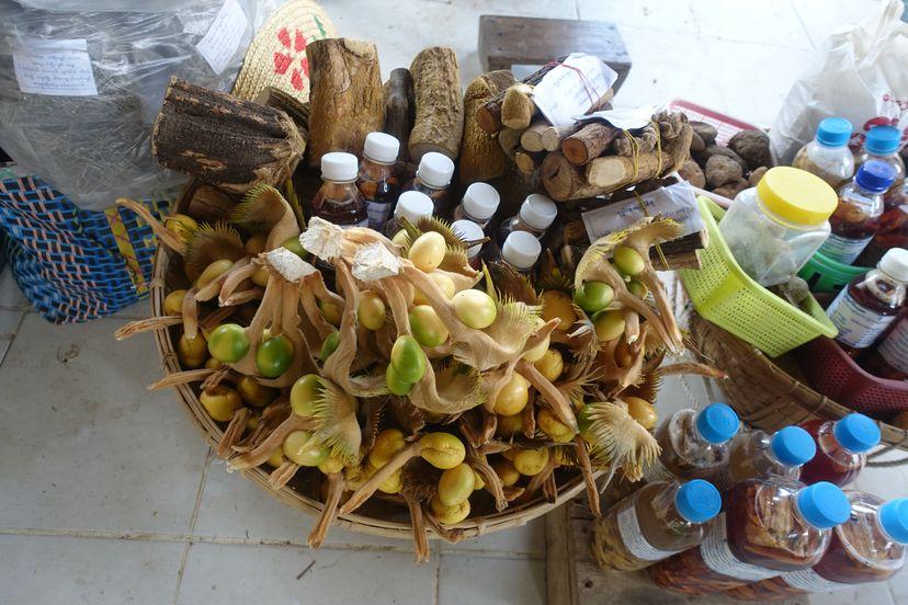 мьянмские продукты