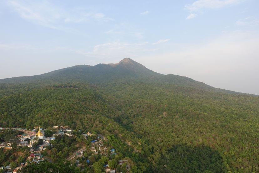 гора Попа Мьянма