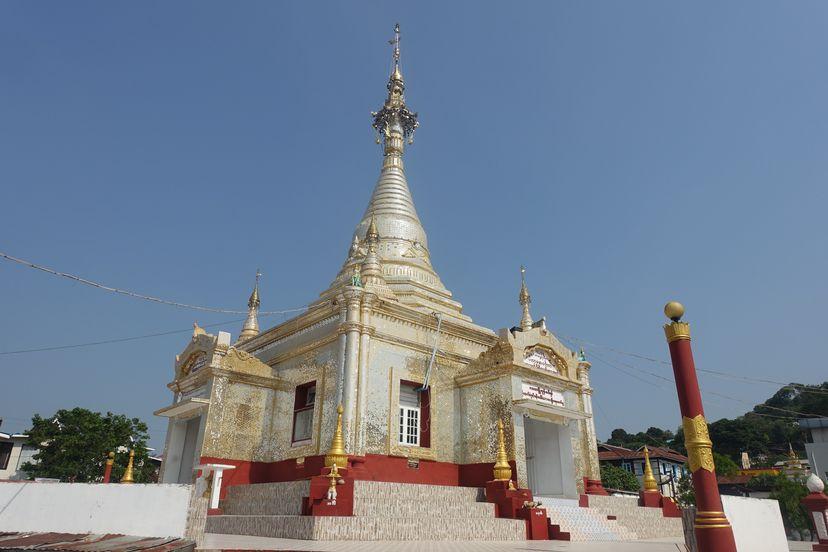 пагода в Кало