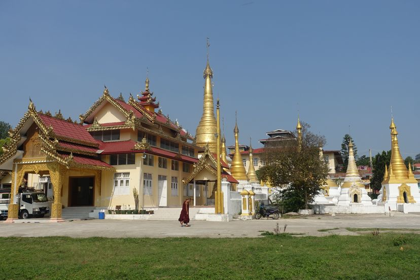 Кало Шан Мьянма