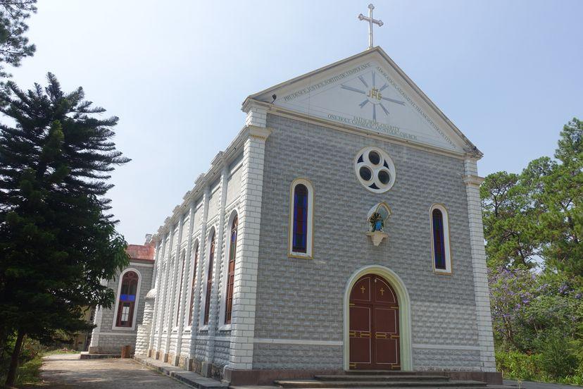церковь в Кало