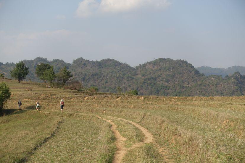 трекинг в Мьянме