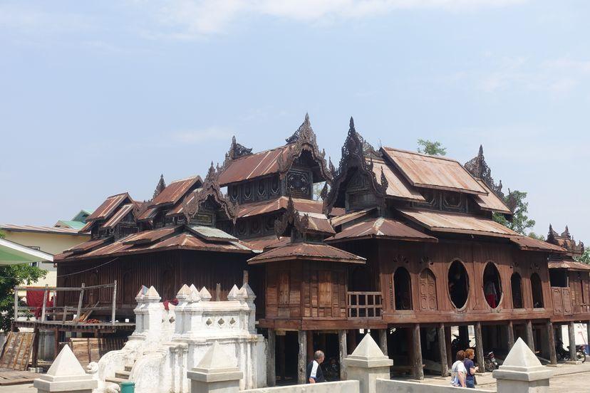 храм Shwe Yan Pyay