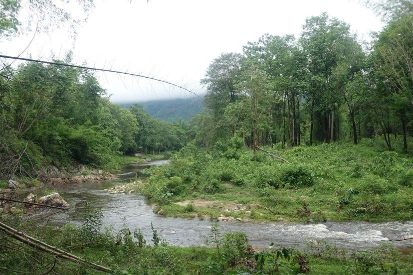река в Хуай Кха Каенг