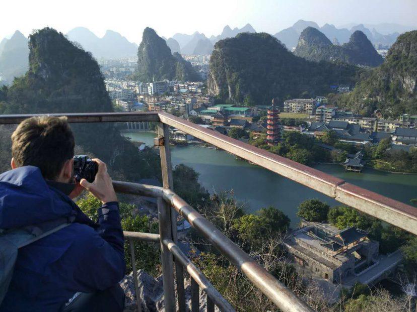 таинственный Гуйлинь в Гуанси Китай