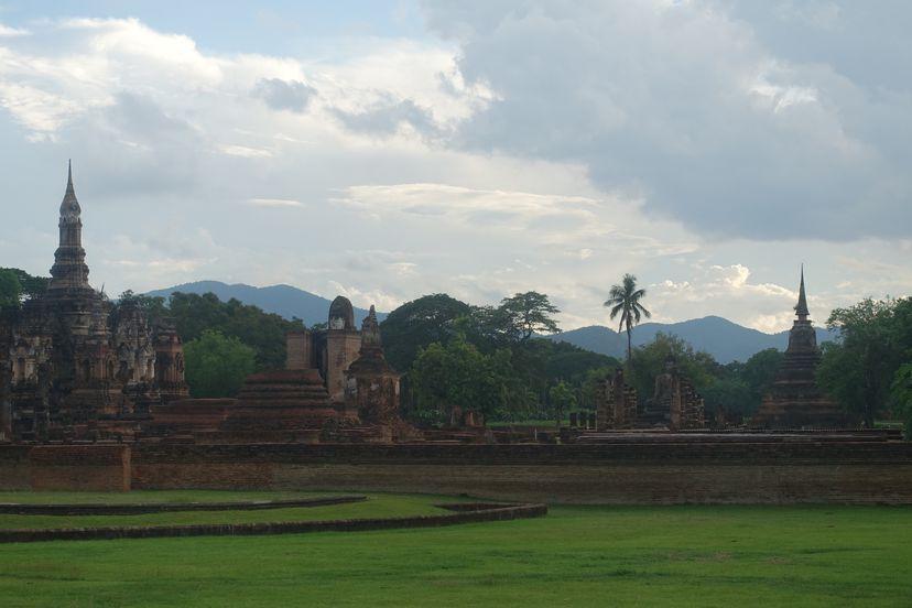 Сукхотай Таиланд