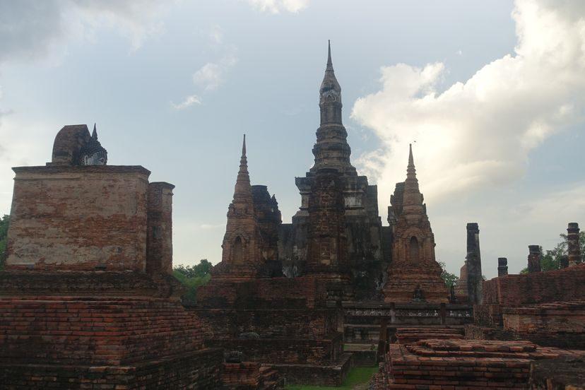 храм Сукхотай