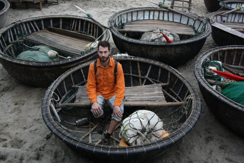рыбацкие лодки во Вьетнаме