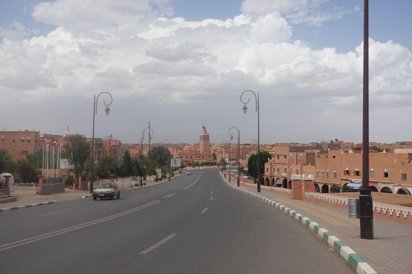 Урзазет Марокко
