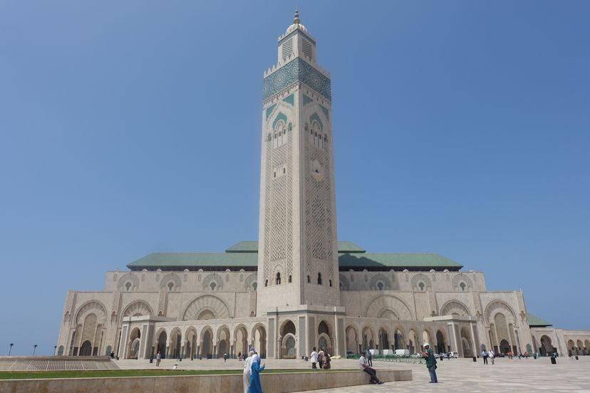 Касабланка мечеть