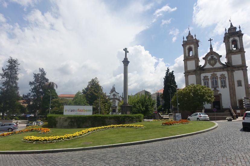 Визеу в Португалии