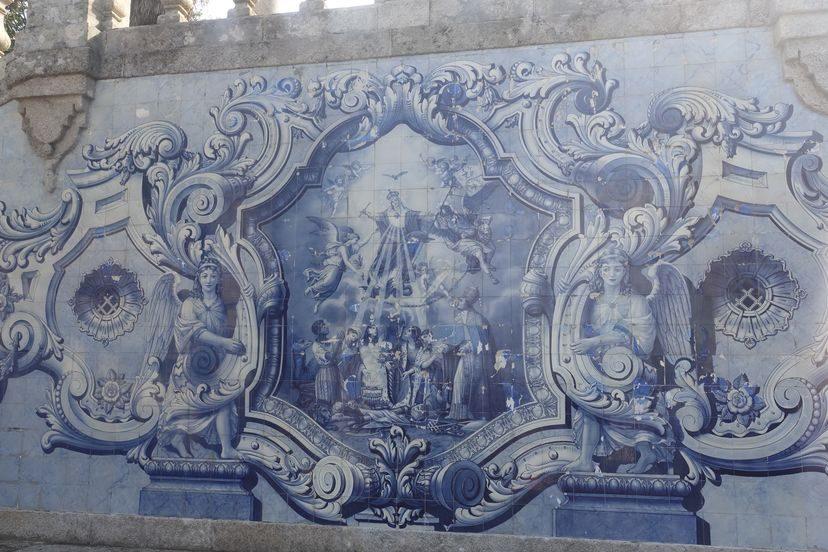 мозаика Азулежу