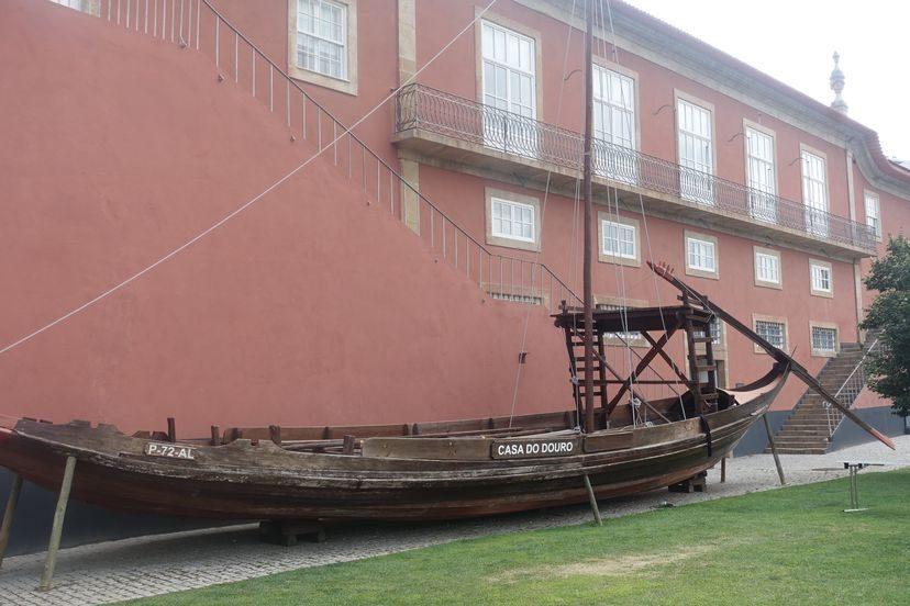 корабль для портвейна