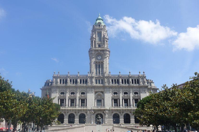 архитектура в Порту
