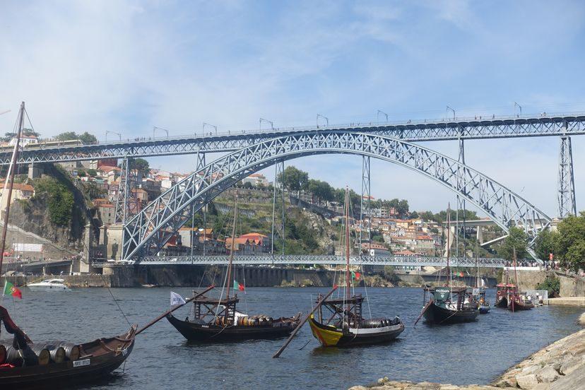 мост в Порту