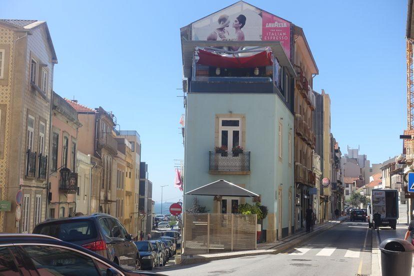 домики в Порту