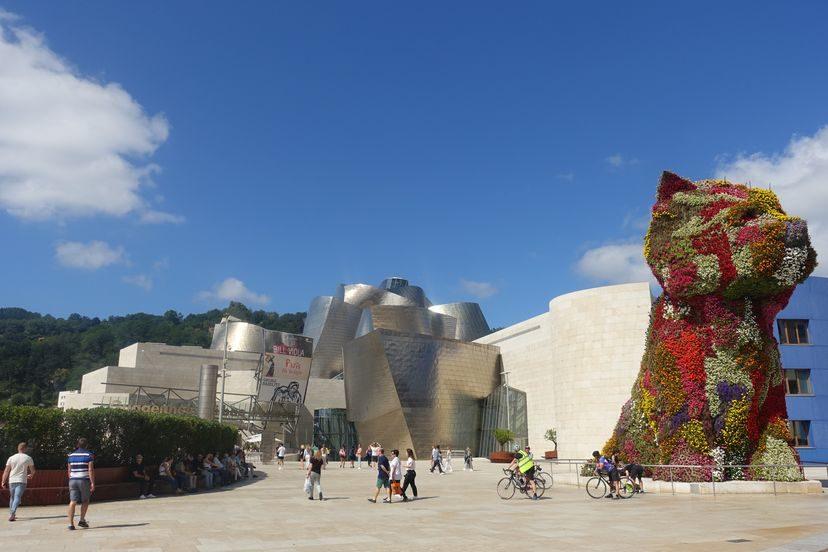 музей Геггенхайма Бильбао