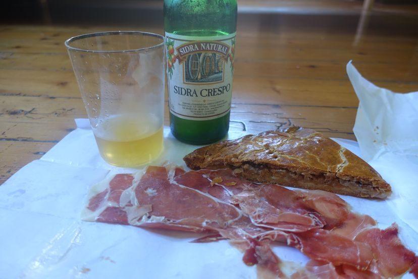 еда в Испании