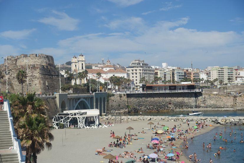 Сеута Испания