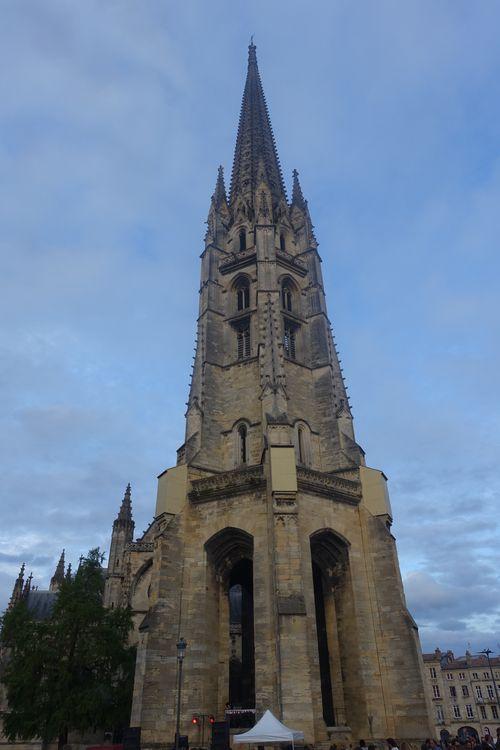 церкви в Бордо