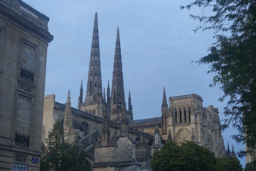Кафедральный собор Бордо