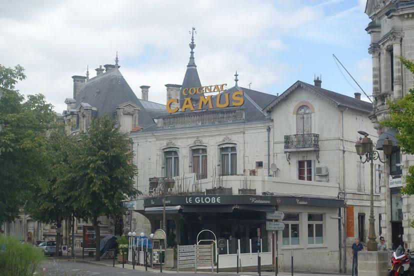 коньяк в Бордо