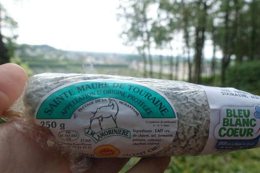 сыр Сент-Мор де Турэн
