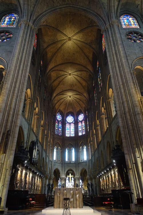 кафедральный собор Нотр-Дам-де-Пари