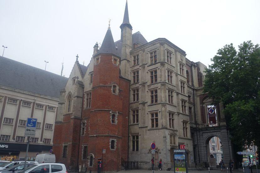архитектура Лилля
