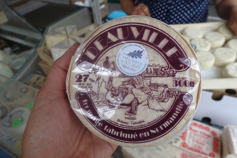 сыр Довиль Нормандии