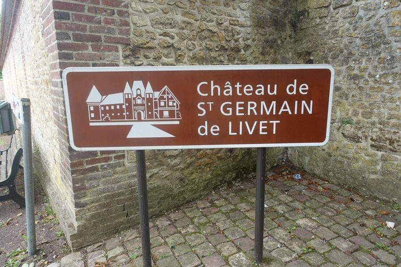 Chateau de St.Germain de Livet