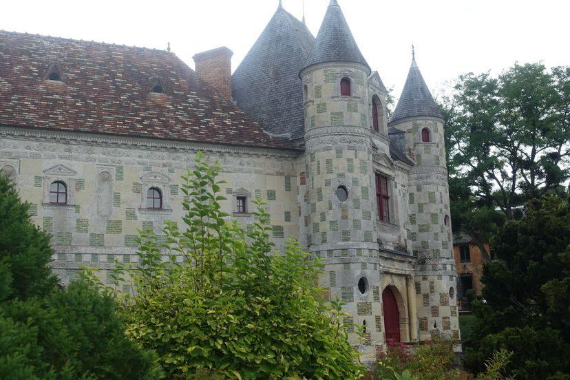 замок Нормандия