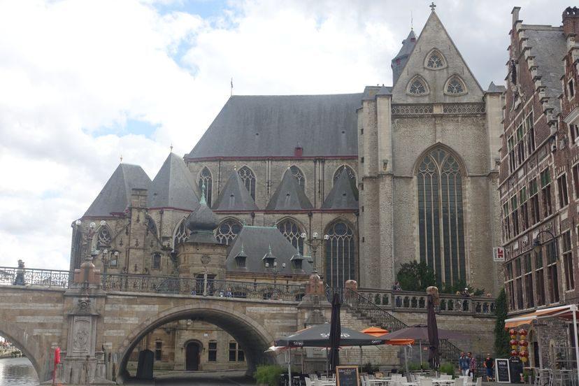 Гент в Бельгии
