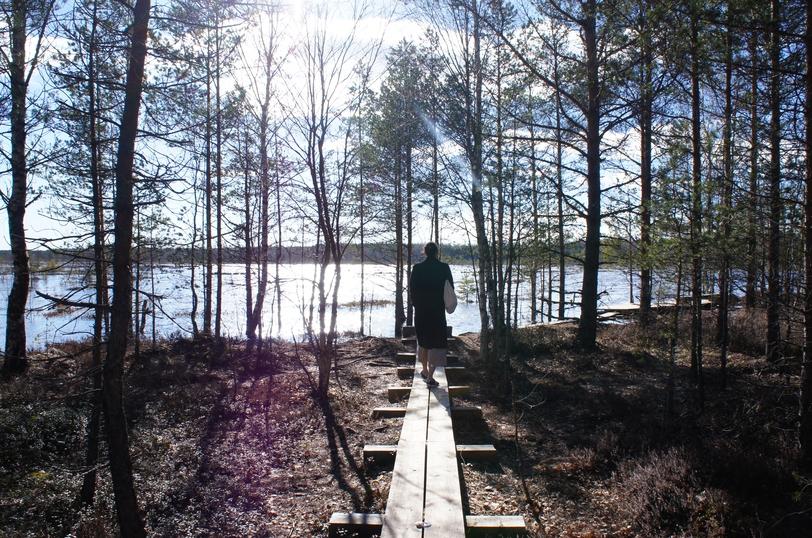 озера Виру Раба Эстония